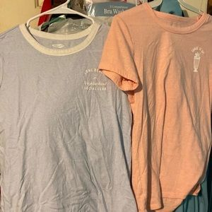 3 For $10 💙 2 Old Navy short Sleeves!